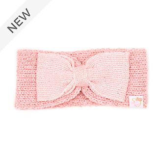 Disney Store Minnie Mouse Knitted Headband For Adults
