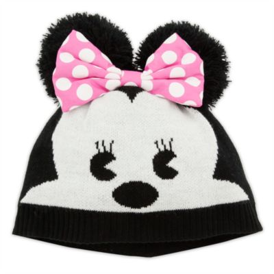Minnie Mouse MXYZ-strikhue til voksne