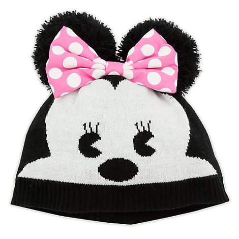 Minnie Mouse MXYZ Beanie Hat For Adults
