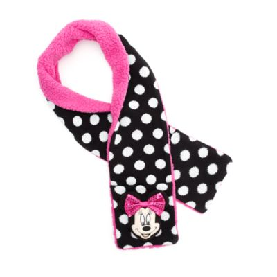 Minnie Mouse Scarf For Kids