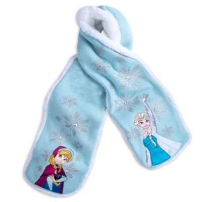 Die Eiskönigin - völlig unverfroren – Schal für Kinder