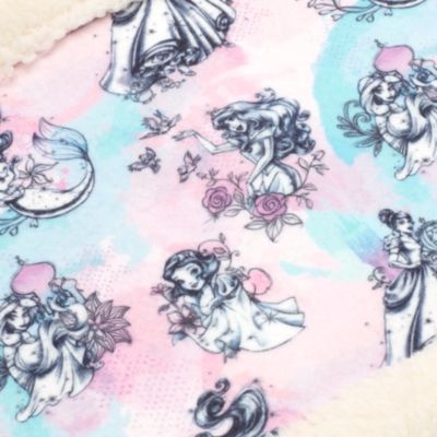 Disney Princesses Neck Cowl