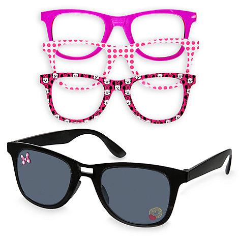 Sæt med Minnie Mouse solbriller, MXYZ Collection