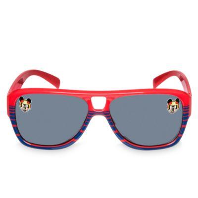 Gafas de sol infantiles Mickey: Aventuras sobre ruedas