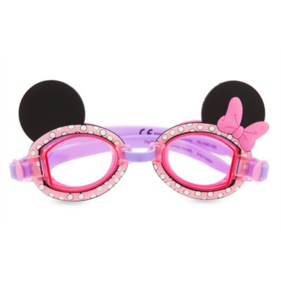 Minnie Mouse Swimming Goggles For Kids