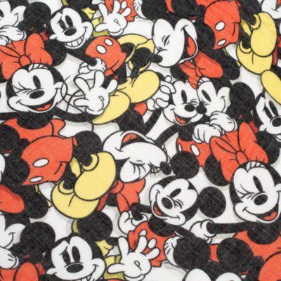 Micky und Minnie Maus – Schal