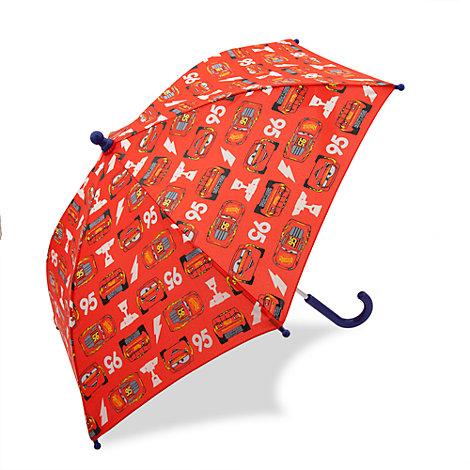 Parapluie à couleur changeante Disney Pixar Cars pour enfants