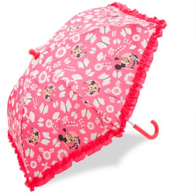 Minnie Mouse Colour Changing Umbrella For Kids