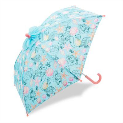 Parapluie à couleur changeante La Petite Sirène pour enfants