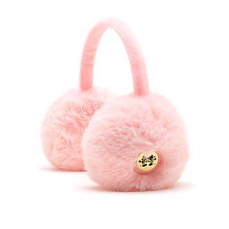 Disney Store Mickey and Minnie Fluffy Ear Muffs