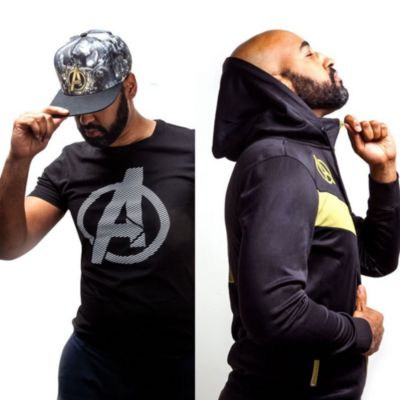 Cappellino con visiera adulti Avengers: Infinity War