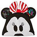 Disney Store Chapeau Minnie Mouse en maille pour adultes, collection Share the Magic