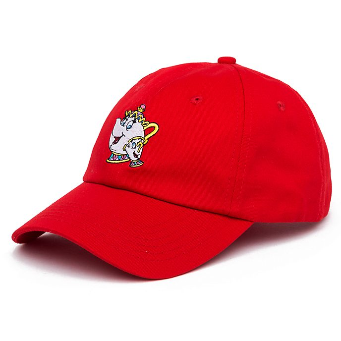 Hype Mrs Potts and Chip Dad Hat, Beauty and the Beast