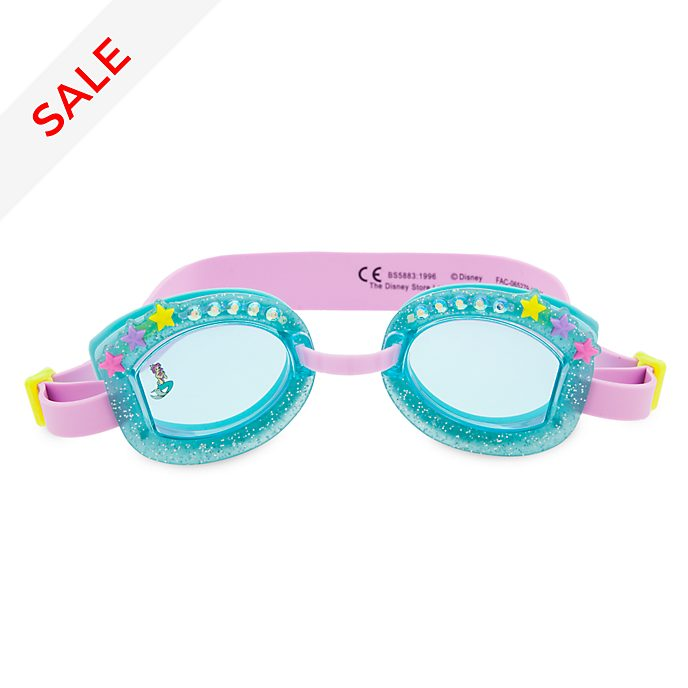 Disney Store The Little Mermaid Swimming Goggles