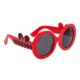 Disney Store Minnie Rocks the Dots Sunglasses For Kids