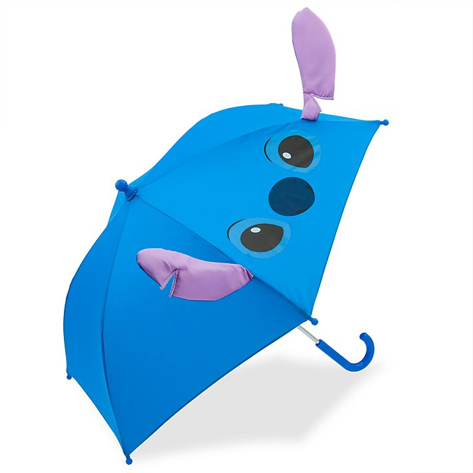 Disney Store Stitch Umbrella For Kids