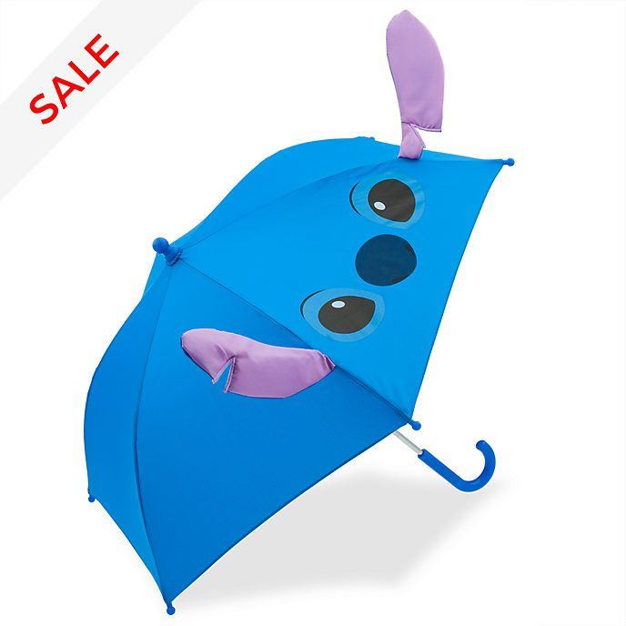 Disney Store Stitch Umbrella For Kids