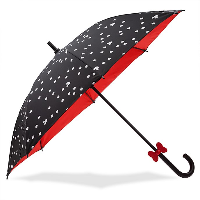 Disney Store Minnie Rocks the Dots Umbrella