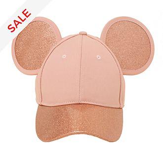 Cakeworthy - Micky Maus - Mütze in roségold für Erwachsene