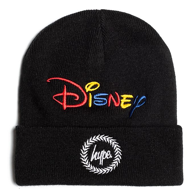 Hype Disney Logo Beanie Hat For Adults 8f941b580fc