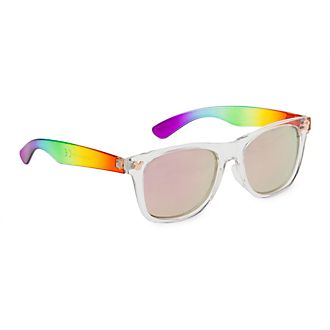 Disney Store Mickey Mouse Rainbow Disney Sunglasses For Adults