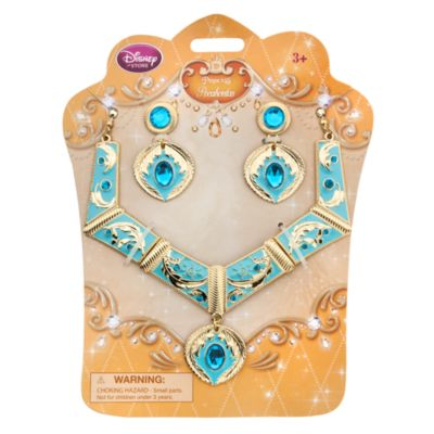 Set collana e orecchini Pocahontas