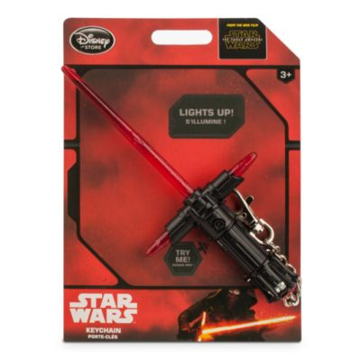 Star Wars: Das Erwachen der Macht - Kylo Ren Lichtschwert-Schlüsselanhänger