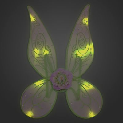 Fairies Tinker Bell Light Up Costume Wings