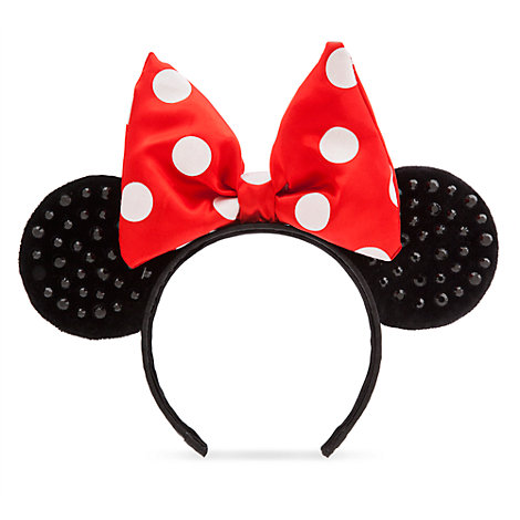 Minnie Rocks The Dots Headband