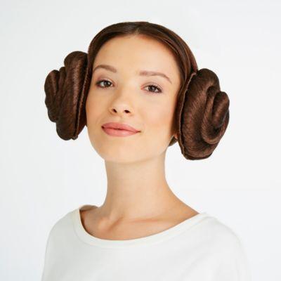 Diadema de la Princesa Leia