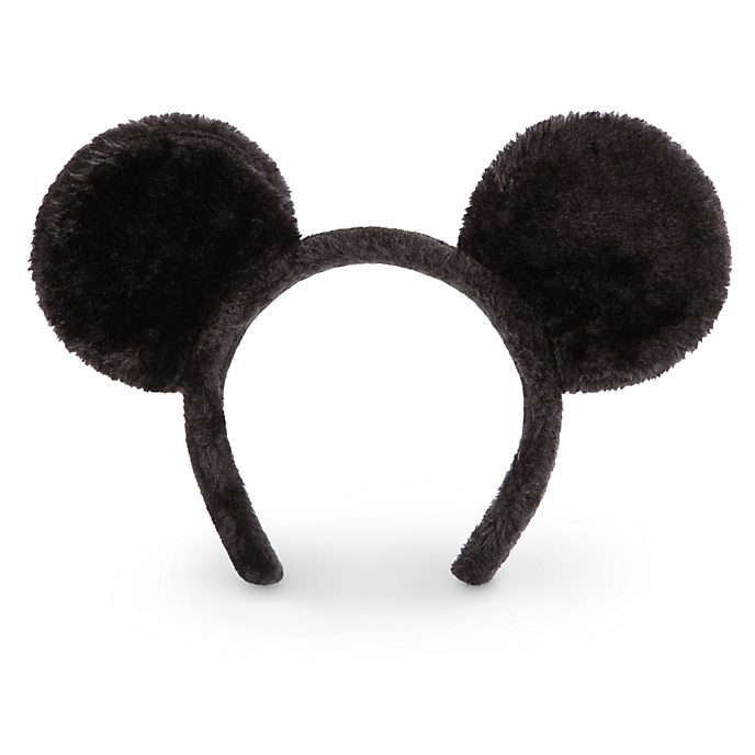 Disney Store Mickey Mouse Ears Headband For Adults