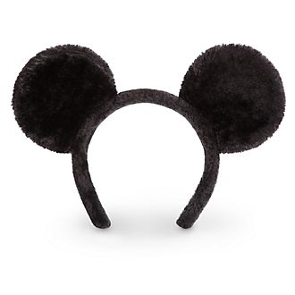 Disney Store - Haarreifen mit Micky Maus Ohren für Erwachsene
