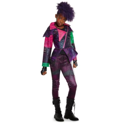 Disney Descendants Mal Costume for Kids