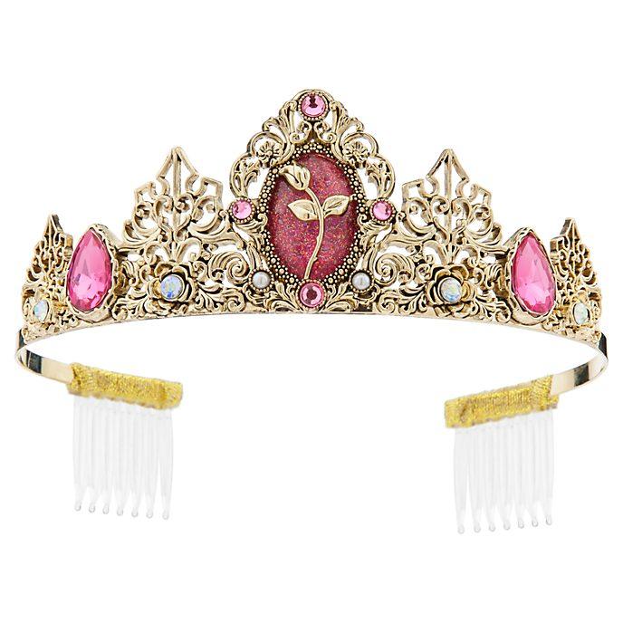 Tiara dorada disfraz Aurora, La Bella Durmiente, Disney Store