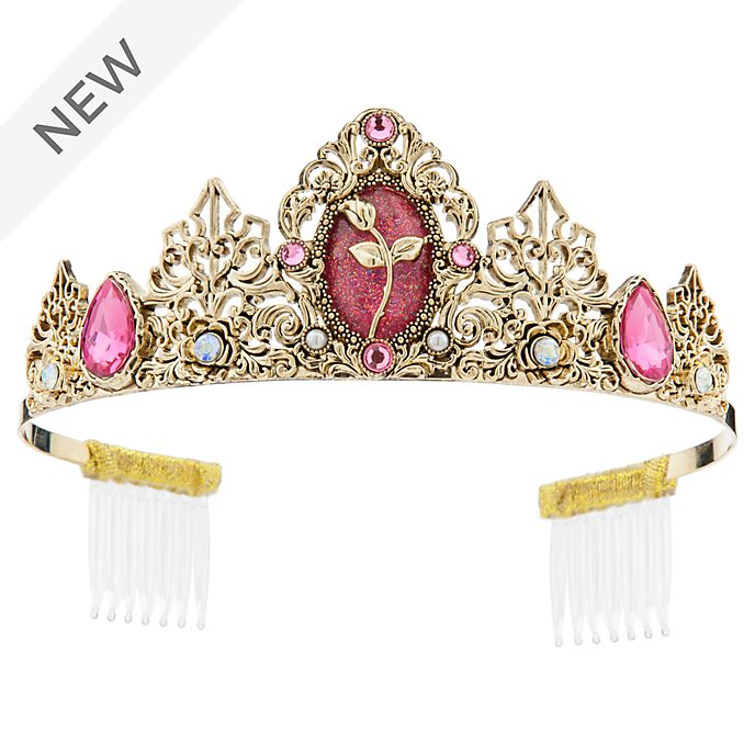 Disney Store Aurora Golden Costume Tiara, Sleeping Beauty
