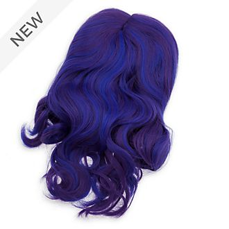 Disney Store Mal Costume Wig For Kids, Disney Descendants 3