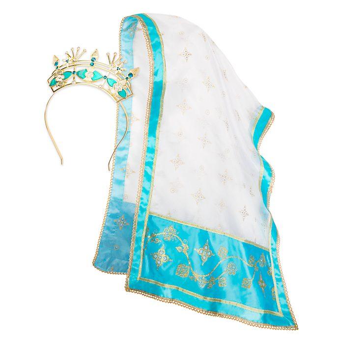 Disney Store Ensemble d'accessoires de déguisement Princesse Jasmine de luxe pour enfants