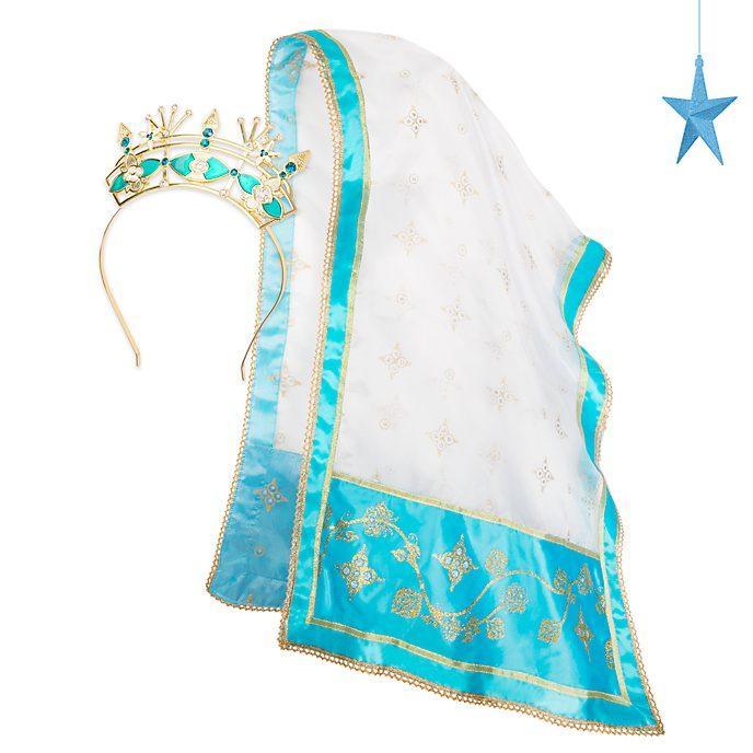 Set accesorios para disfraz princesa Jasmine lujo, Disney Store