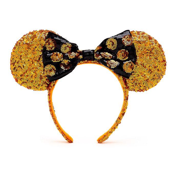 Disney Store Serre-tête à oreilles de Minnie Halloween pour adultes