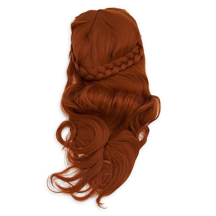 Parrucca costume bimbi Anna Frozen 2: Il Segreto di Arendelle Disney Store