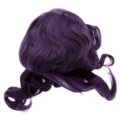 Mal Purple Wig for Kids, Disney Descendants
