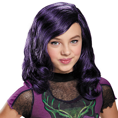 Lilla Mal paryk, Disney Descendants