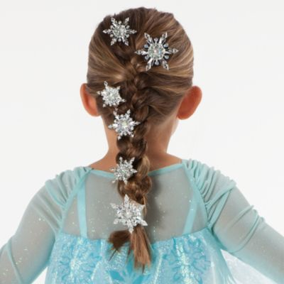 Elsa Light-Up Hair Combs