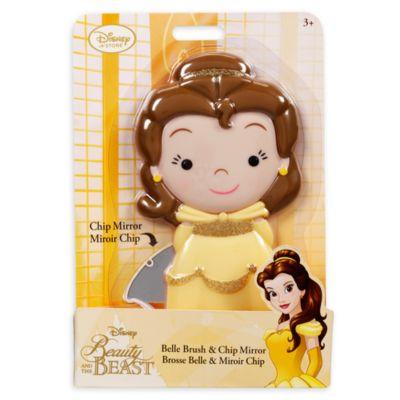 Belle - Haarbürste mit Spiegel