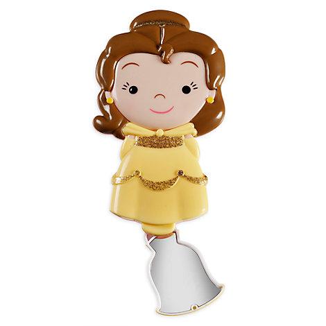 Belle hårborste med spegel