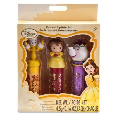 Belle figurlæbepomade, sæt med 3 stk.