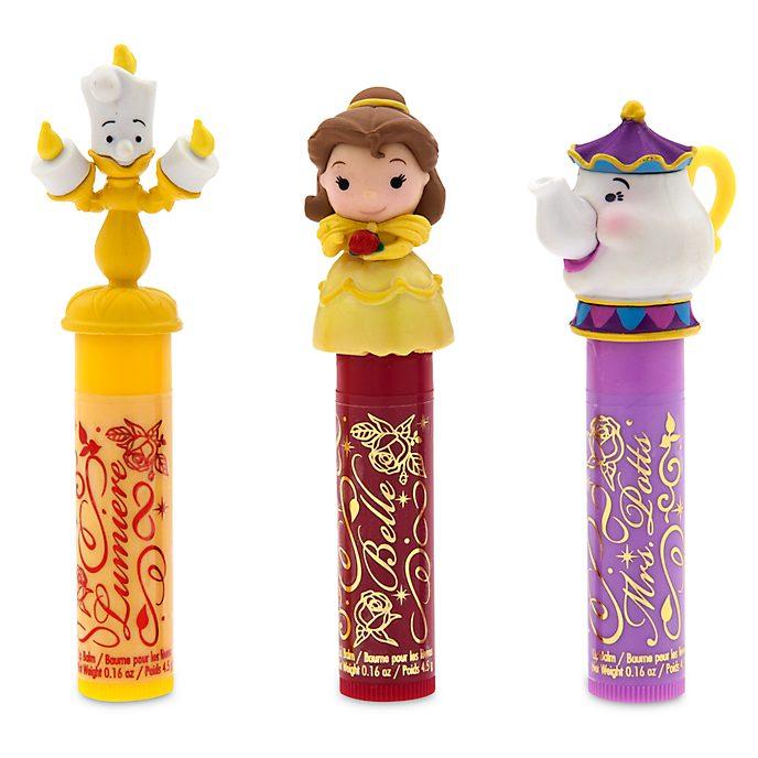 Balsamo per labbra Belle, set di 3