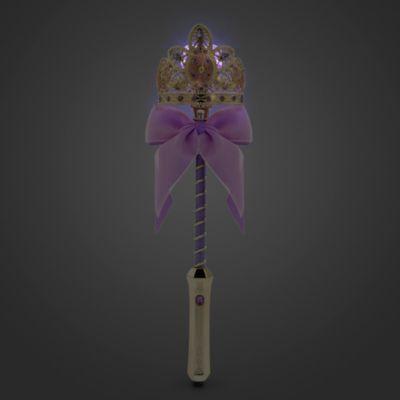 Rapunzel - Zauberstab mit Lichteffekt