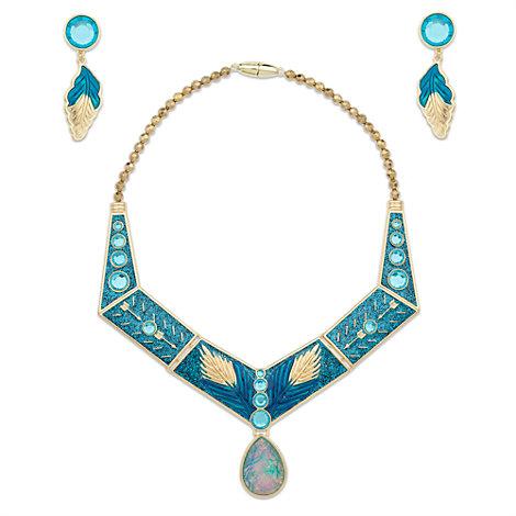 Pocahontas Jewellery Set
