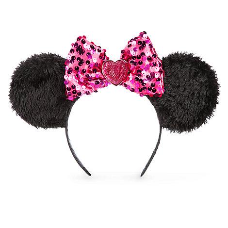 Minnie Maus - Kostümohren